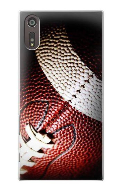 S0062 American Football Case For Sony Xperia XZ