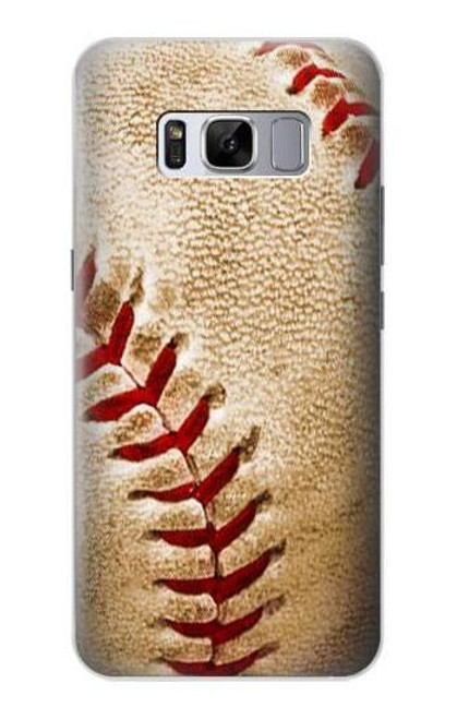 S0064 Baseball Case For Samsung Galaxy S8
