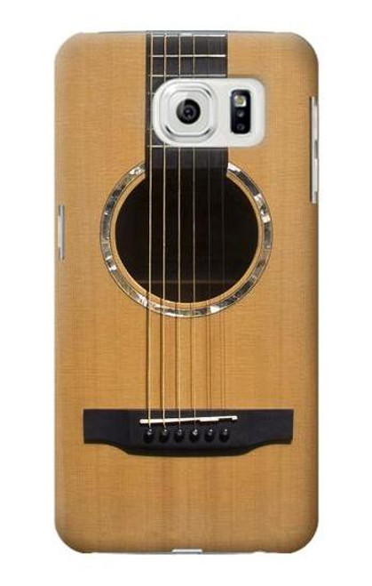 S0057 Acoustic Guitar Case For Samsung Galaxy S7 Edge
