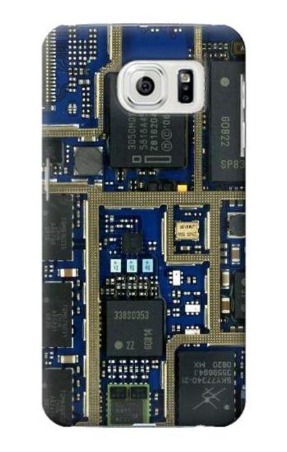 S0063 Curcuid Board Case For Samsung Galaxy S7 Edge