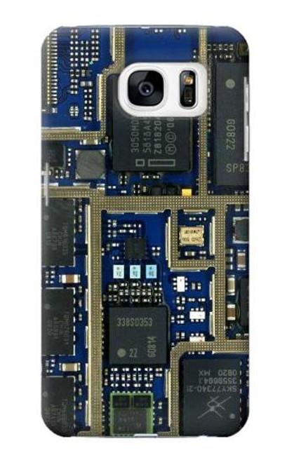 S0063 Curcuid Board Case For Samsung Galaxy S7