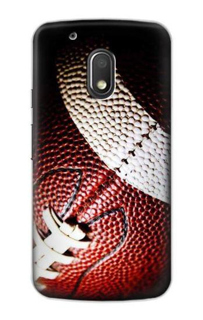 S0062 American Football Case For Motorola Moto G4 Play