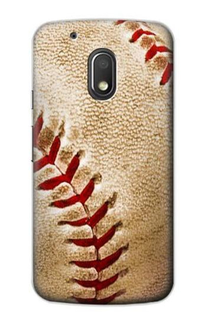 S0064 Baseball Case For Motorola Moto G4 Play