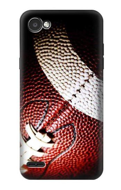 S0062 American Football Case For LG Q6