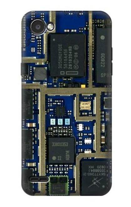 S0063 Curcuid Board Case For LG Q6