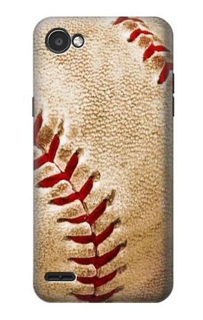 S0064 Baseball Case For LG Q6