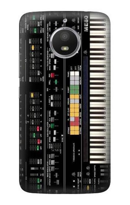 S0061 Synthesizer Case For Motorola Moto E4 Plus