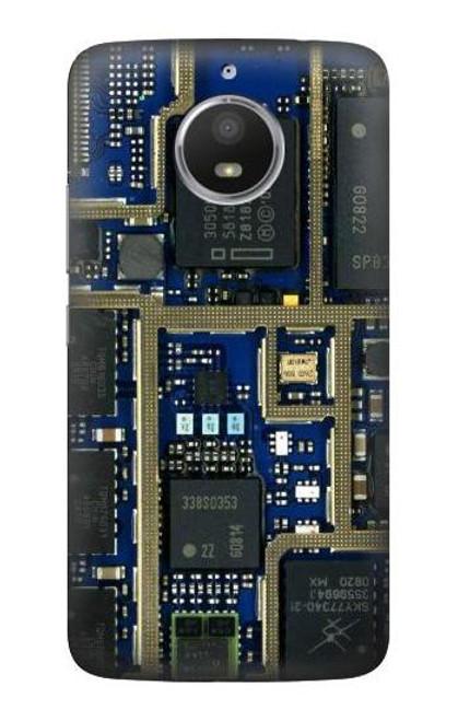 S0063 Curcuid Board Case For Motorola Moto E4 Plus