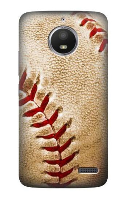 S0064 Baseball Case For Motorola Moto E4