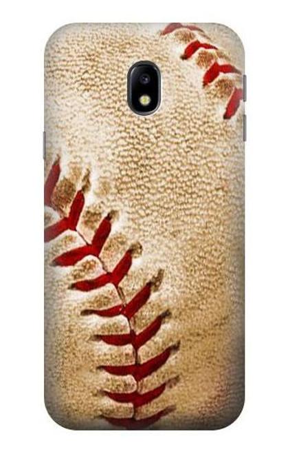 S0064 Baseball Case For Samsung Galaxy J3 (2017) EU Version