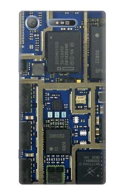 S0063 Curcuid Board Case For Sony Xperia XZ1