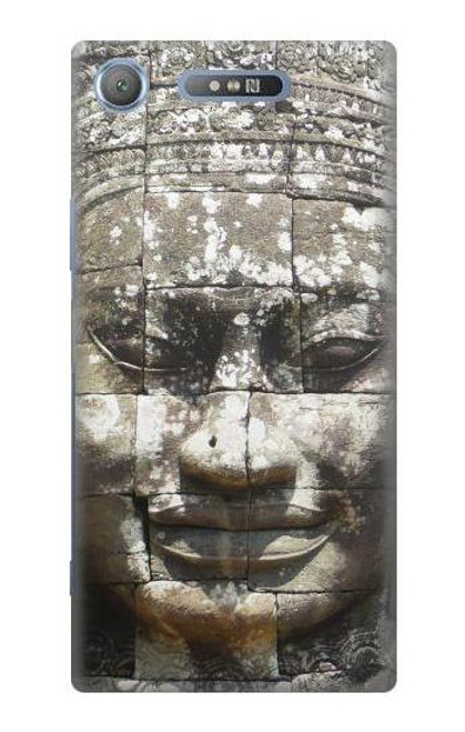 S0314 Ancient Cambodian Buddhism Case For Sony Xperia XZ1