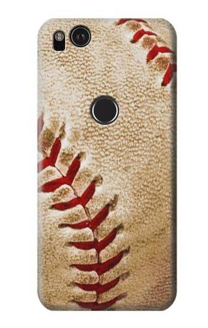 S0064 Baseball Case For Google Pixel 2