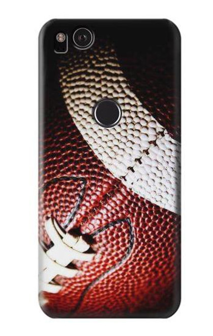 S0062 American Football Case For Google Pixel 2 XL