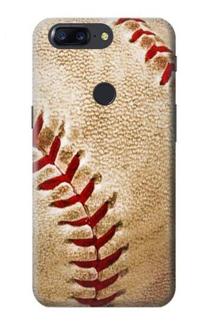 S0064 Baseball Case For OnePlus 5T