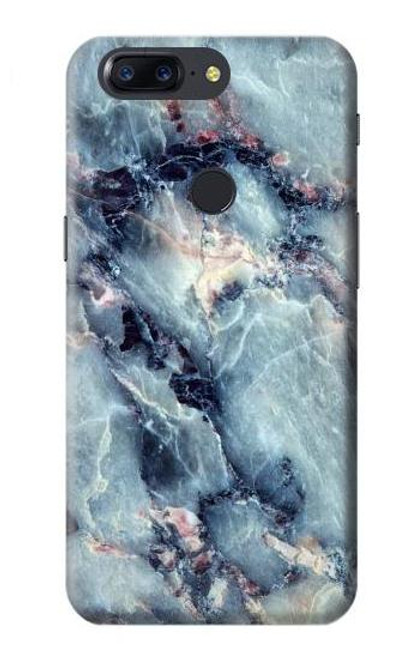 S2689 Blue Marble Texture Graphic Printed Case For OnePlus 5T