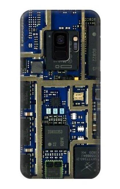 S0063 Curcuid Board Case For Samsung Galaxy S9