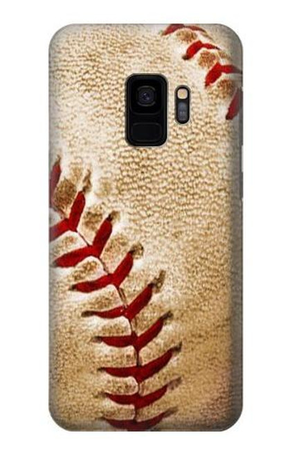 S0064 Baseball Case For Samsung Galaxy S9