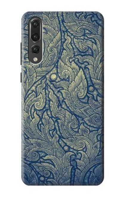 S0568 Thai Art Case For Huawei P20 Pro