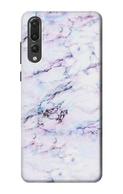 S3215 Seamless Pink Marble Case For Huawei P20 Pro