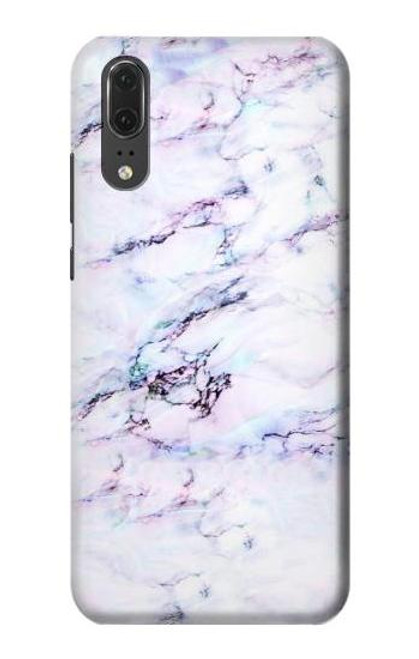 S3215 Seamless Pink Marble Case For Huawei P20