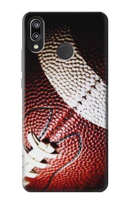 S0062 American Football Case For Huawei P20 Lite