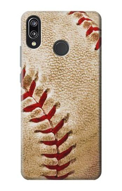 S0064 Baseball Case For Huawei P20 Lite