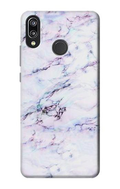 S3215 Seamless Pink Marble Case For Huawei P20 Lite