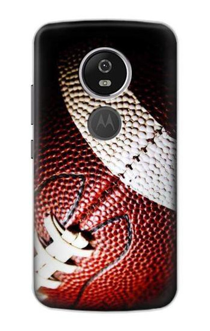 S0062 American Football Case For Motorola Moto E5 Plus