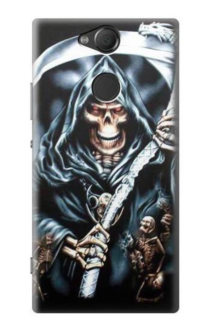 S0295 Grim Reaper Case For Sony Xperia XA2