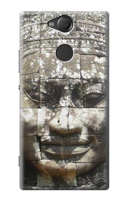 S0314 Ancient Cambodian Buddhism Case For Sony Xperia XA2