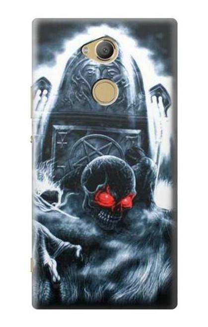 S0297 Zombie Dead Man Case For Sony Xperia XA2 Ultra