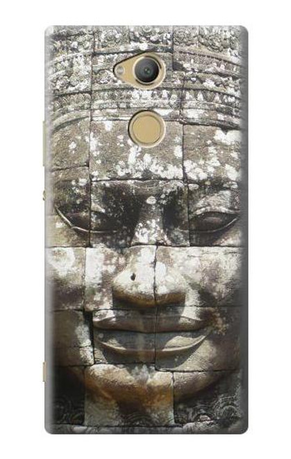 S0314 Ancient Cambodian Buddhism Case For Sony Xperia XA2 Ultra