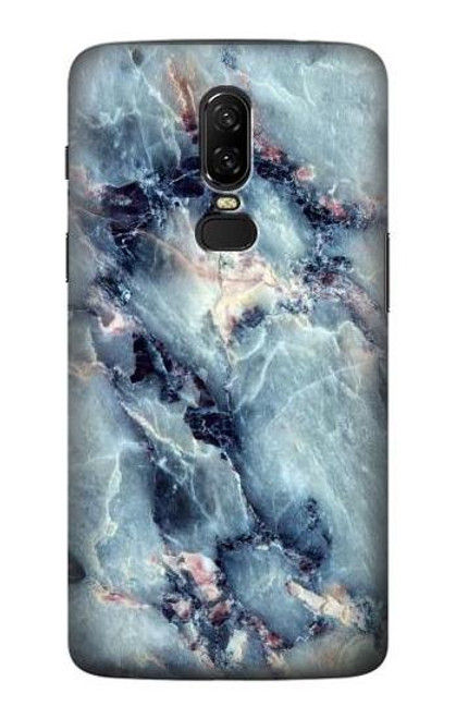 S2689 Blue Marble Texture Graphic Printed Case For OnePlus 6