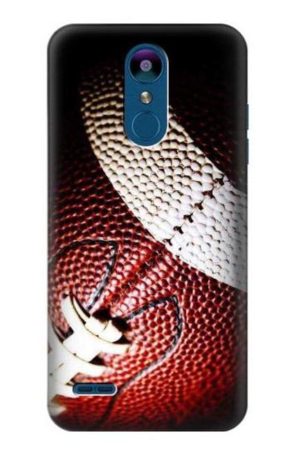 S0062 American Football Case For LG K8 (2018)