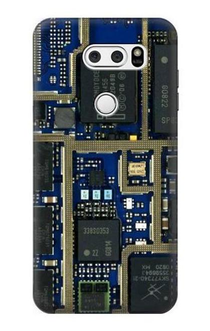 S0063 Curcuid Board Case For LG V30, LG V30 Plus, LG V30S ThinQ, LG V35, LG V35 ThinQ