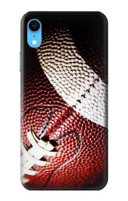 S0062 American Football Case For iPhone XR