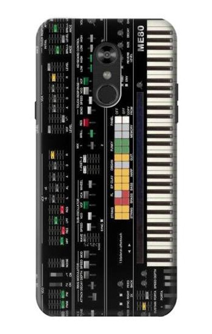 S0061 Synthesizer Case For LG Q Stylo 4, LG Q Stylus