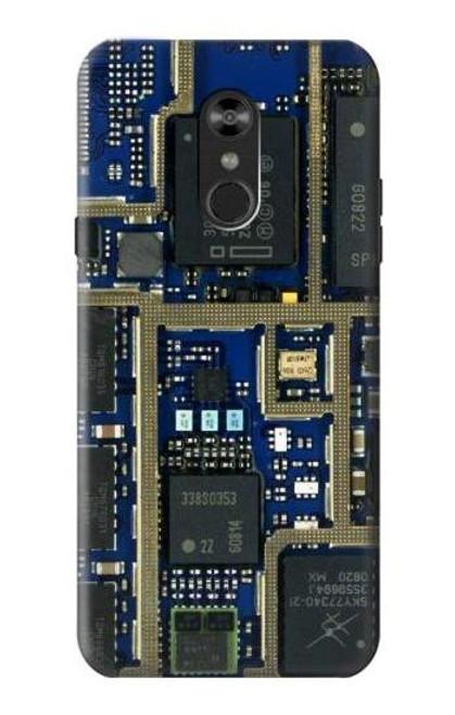 S0063 Curcuid Board Case For LG Q Stylo 4, LG Q Stylus