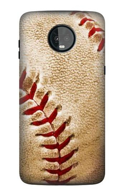 S0064 Baseball Case For Motorola Moto Z3, Z3 Play