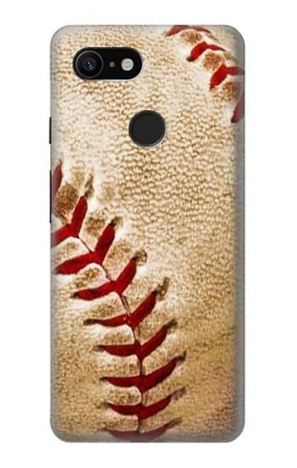 S0064 Baseball Case For Google Pixel 3