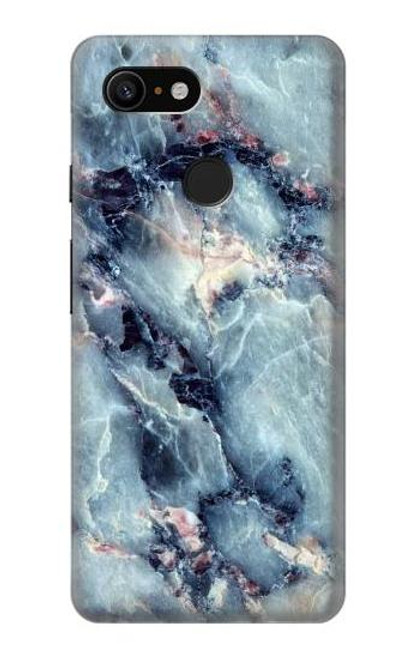 S2689 Blue Marble Texture Graphic Printed Case For Google Pixel 3