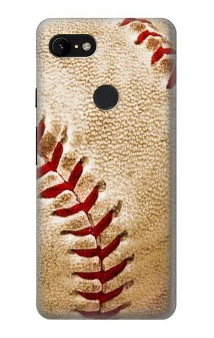 S0064 Baseball Case For Google Pixel 3 XL