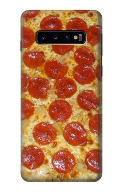 S0236 Pizza Case For Samsung Galaxy S10