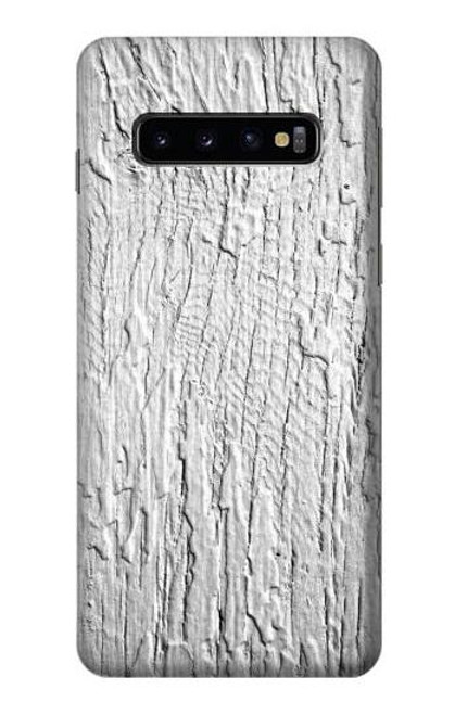 S1142 Wood Skin Graphic Case For Samsung Galaxy S10