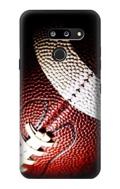 S0062 American Football Case For LG G8 ThinQ