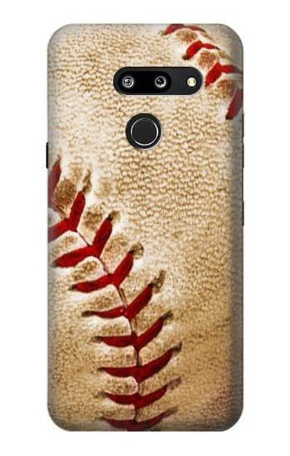 S0064 Baseball Case For LG G8 ThinQ