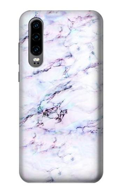 S3215 Seamless Pink Marble Case For Huawei P30