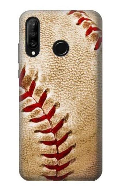 S0064 Baseball Case For Huawei P30 lite