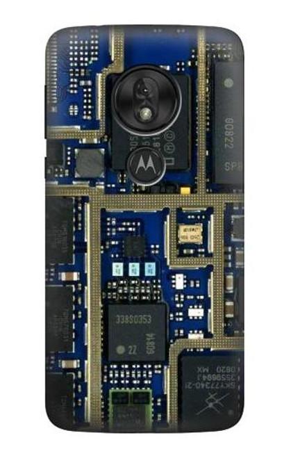 S0063 Curcuid Board Case For Motorola Moto G7 Power